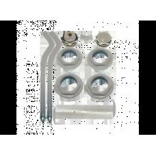 Набор для радиаторов 1/2 (с 2 кронштейнами)