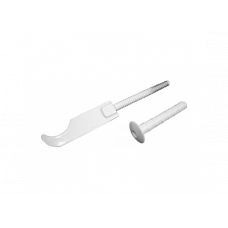 Кронштейн для радиатора с дюбелем 7.0x220 BY