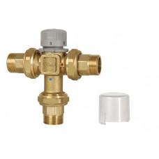 Термостатический смеситель (20-65 °C). Наруж. резьба. Боковой выход ICMA  1/2