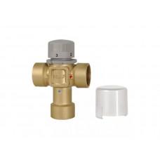 Термостатический смеситель (30-60 °C). Внутр. резьба. Боковой выход ICMA  3/4