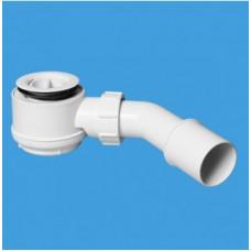 Сифон бутылочный под душевой трап (сливное отверстие 50 мм,высота 65 мм) McAlpine
