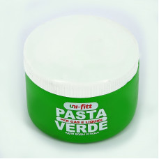 Uni-Fitt  Паста-герметик UNI-FITT зеленая для льна 460г