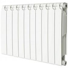 Радиатор биметаллический Теплоприбор B4-500 4 сек.(195 ВТ) боковое подключение